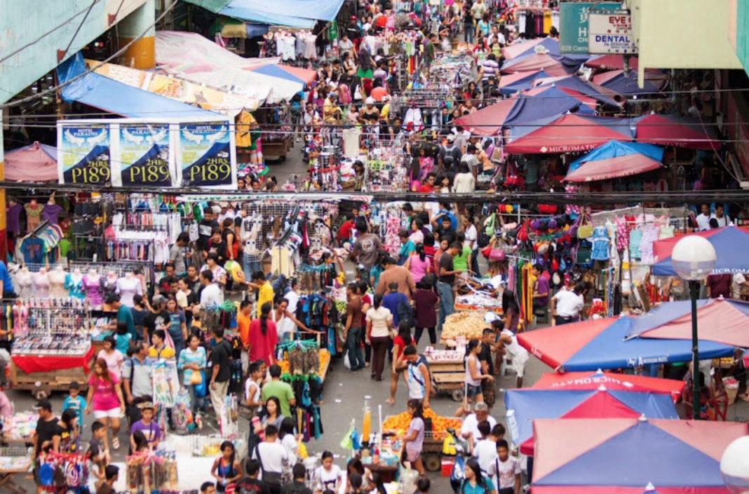 Bezpieczeństwo w stolicy Filipin - Manila