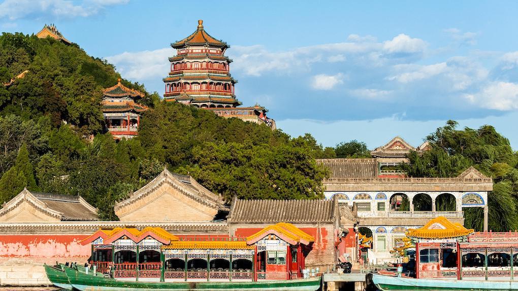 Pałac Letni Chiny