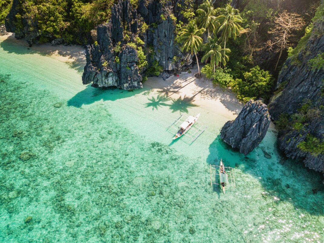 Najlepsze plaże na Filipinach